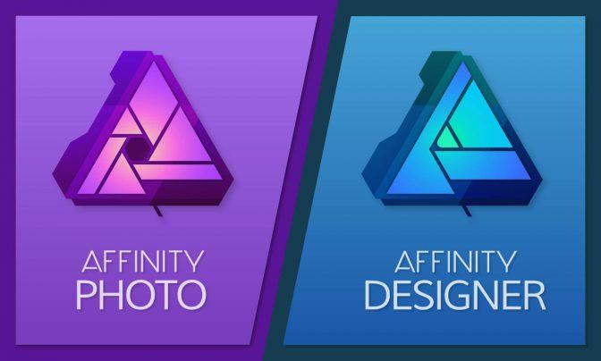 すぐに分かる!Affinity PhotoとAffinity Designerの違い