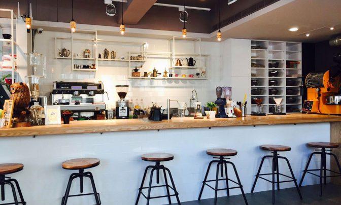 台湾の高雄で絶対にオススメしたいコーヒーショップ「貓頭鷹珈琲(フクロウコーヒー)