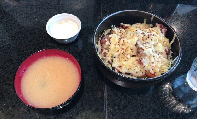 札幌にある味噌豚丼屋「きんちゃん」で辛味噌豚丼を食べてみた話
