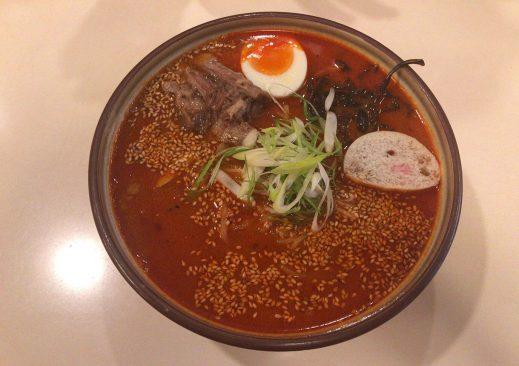 【札幌】「焼肉亭サム」でユッケジャンラーメンを食べて来た