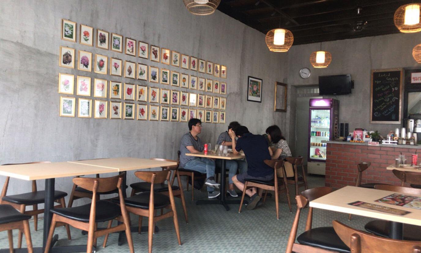 Thai Foodの外観