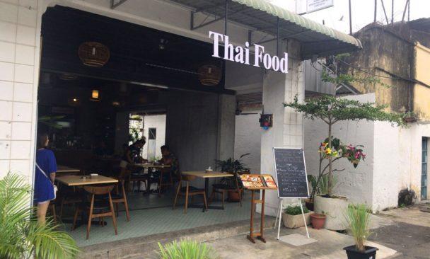 ペナン島でタイ料理を食べるなら「Thai Food」で決まり!
