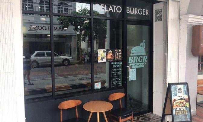 ペナン島でお手軽なハンバーガー屋はここ「The BRGR Cafe」!